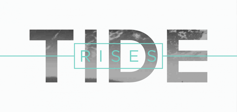 The Tide Rises banner from Tide Studio's first public site